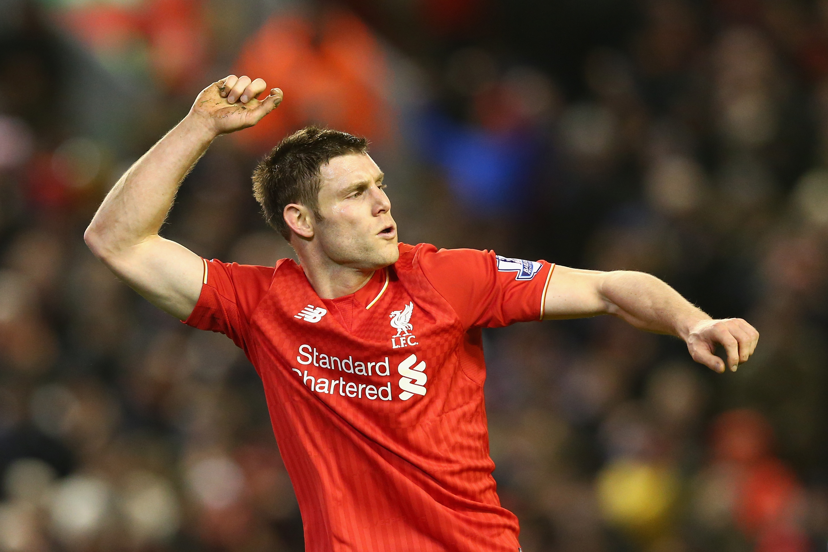 James Milner is better than Cesc Fabregas, Paul Pogba & Gareth Bale, according to Uefa rankings