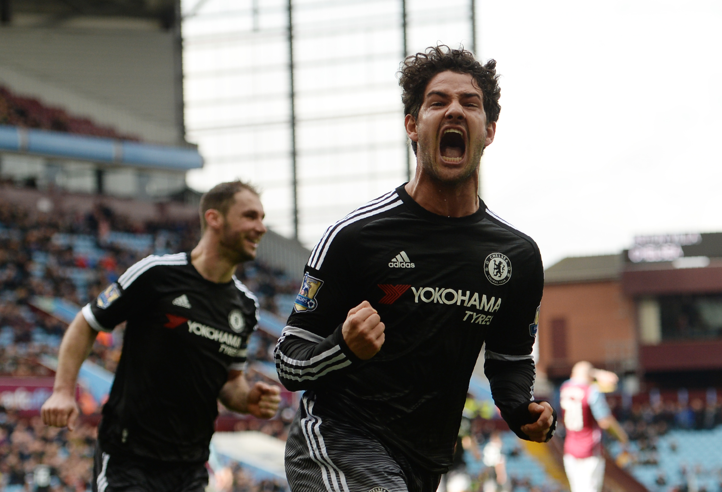 Alexandre Pato's agent: I've not heard from Chelsea or Antonio Conte about permanent transfer