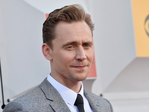 Brits think Tom Hiddleston is the most on-trend movie actor right now