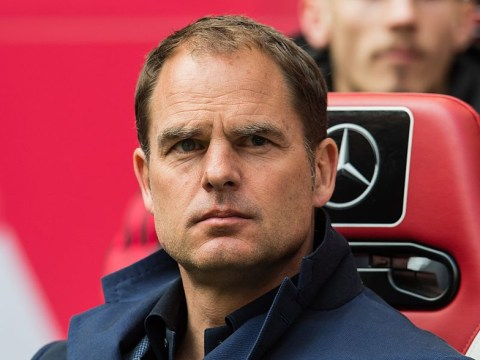 Frank de Boer leaves Ajax days after his agent admits he would 'love' to manage Everton