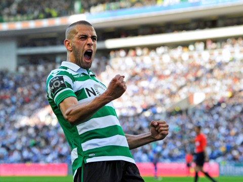 Leicester City set to sign Slimani for £29.7m