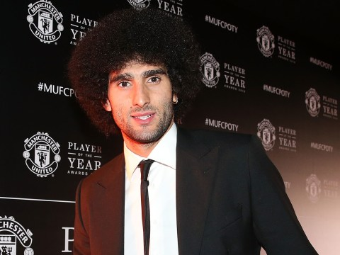 Manchester United ace Marouane Fellaini claims he'd elbow Robert Huth again in same situation