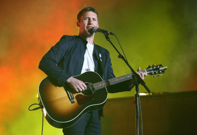 James Blunt hits back at his critcs in new song Love Me Better (Picture: Getty Images for Invictus)