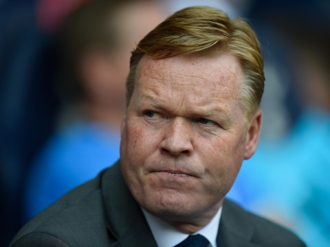 Southampton boss Ronald Koeman interested in vacant Everton manager role