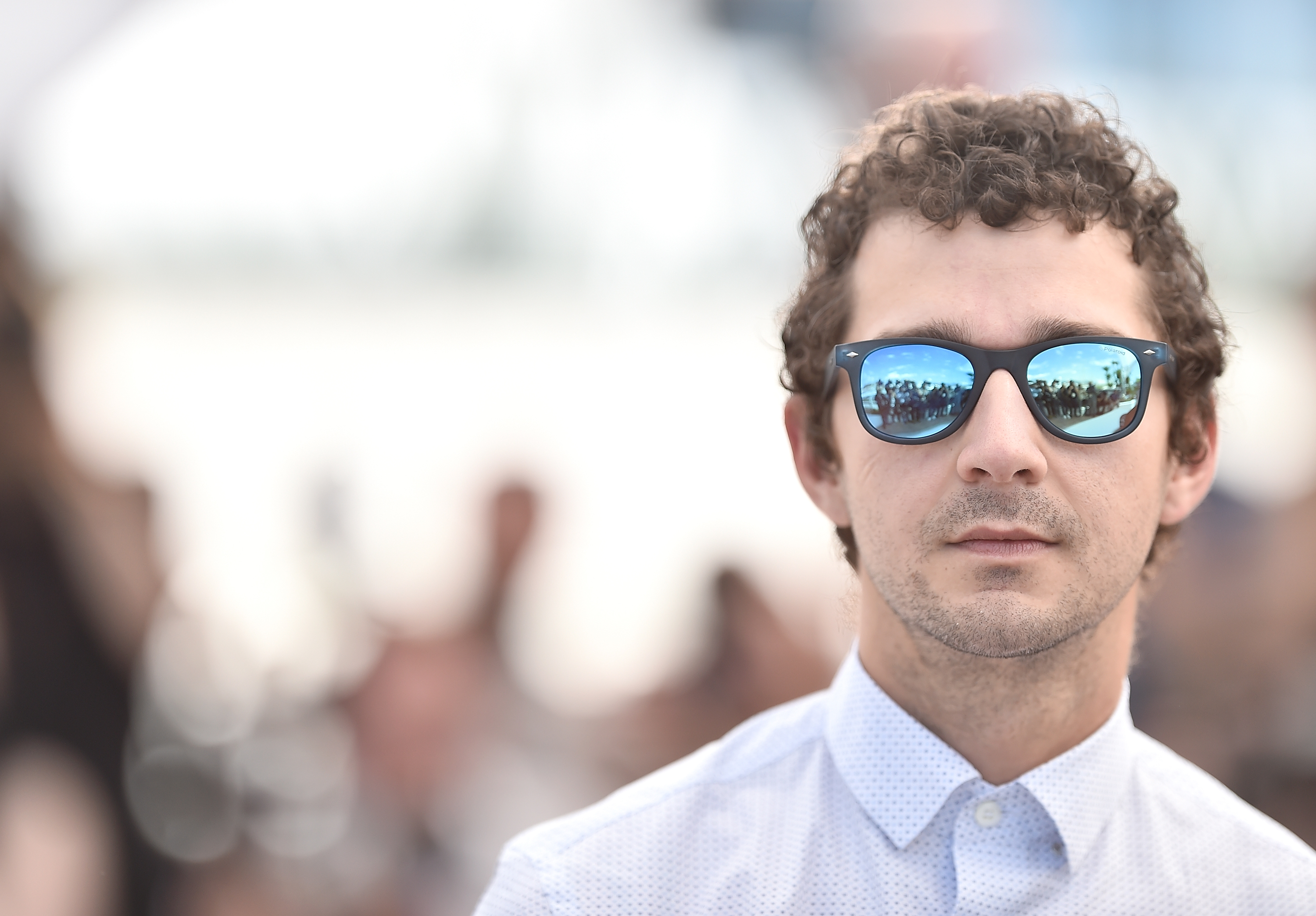 Shia LaBeouf describes himself as part of the 'underclass'
