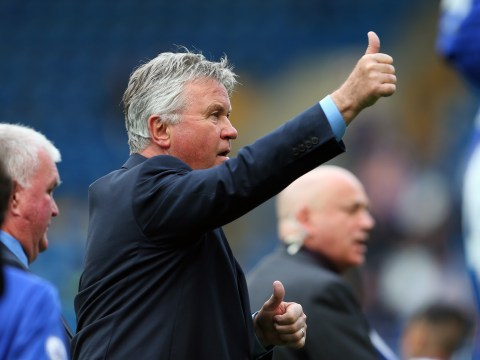 Guus Hiddink confirms he will stay at Chelsea as an advisor, and wants Arsenal's Petr Cech back at the club