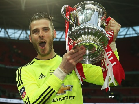 David De Gea dedicates Manchester United's FA Cup win to the supporters