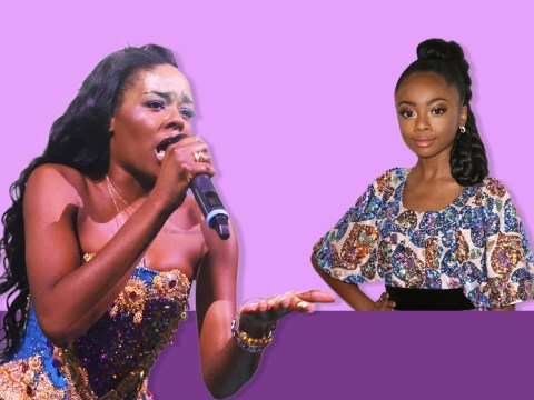 Azealia Banks just made another racist dig at 14-year-old Disney star Skai Jackson