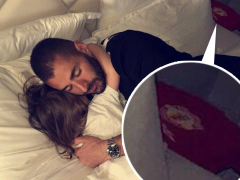 Has Karim Benzema suggested he'd love to seal Manchester United transfer on Instagram?