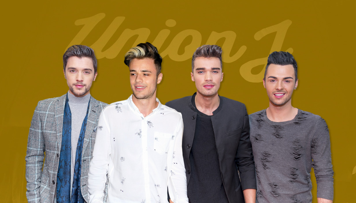 This is who is replacing George Shelly in Union J Credit: REX/Metro