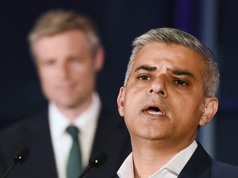 Election 2016: Sadiq Khan elected Mayor of London with landslide victory