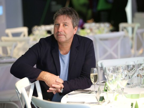 John Torode reveals reason for festive hospital dash as he thanks fans for support