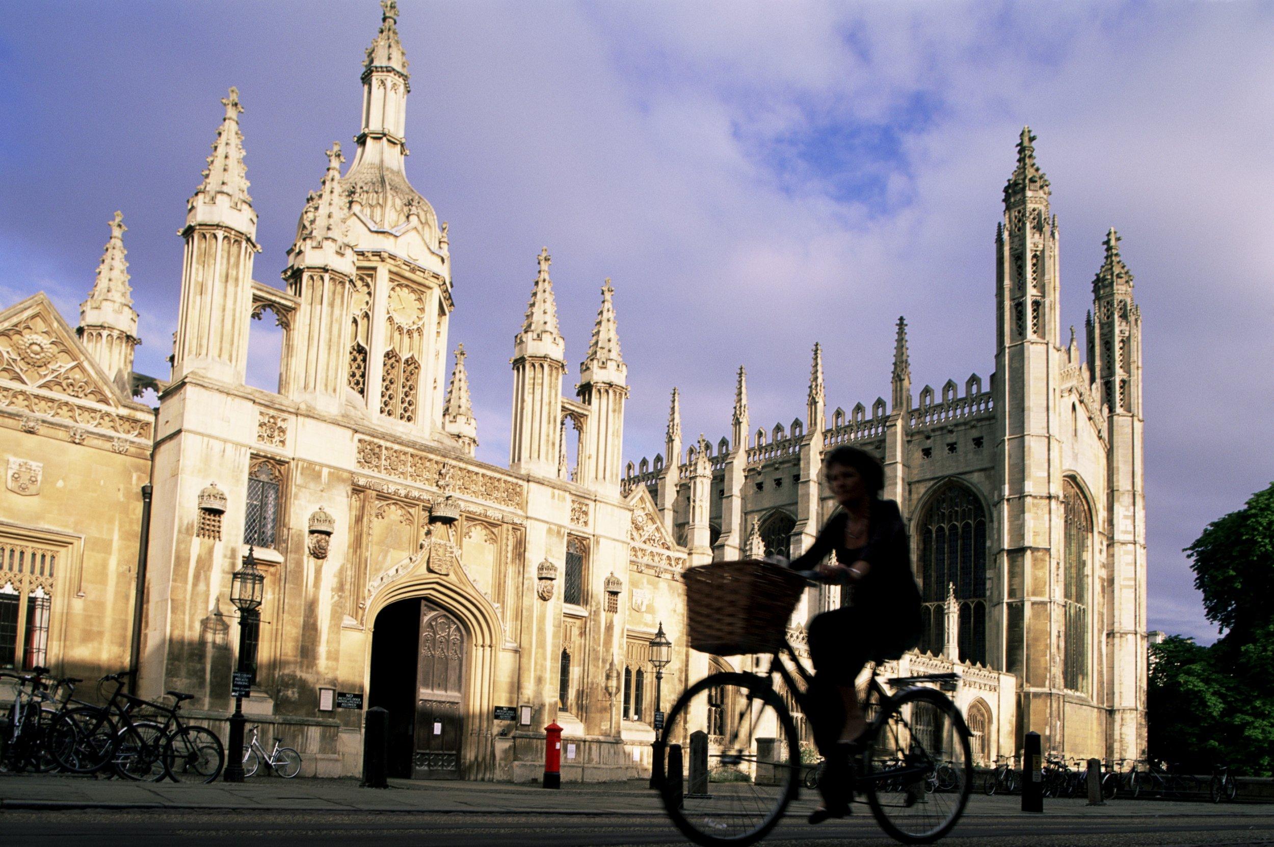 King's College, Cambridge, Cambridgeshire, England, United Kingdom, Europe