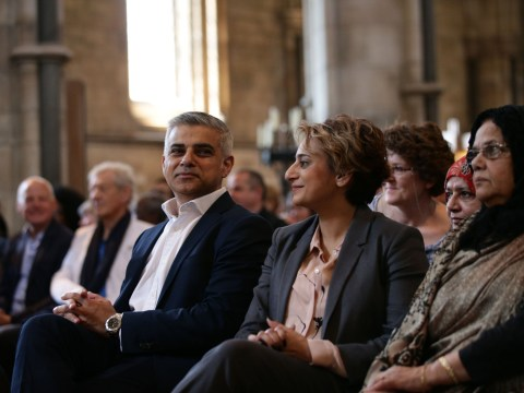 Sadiq Khan has been officially sworn in as Mayor of London
