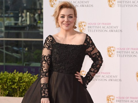 TV  BAFTA Awards: Graham Norton mocks Sheridan Smith's 'drunk' theatre shame in opening monologue