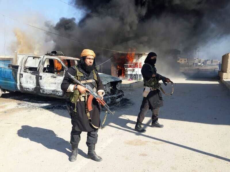 Top Isis leader killed by air strike in Iraq
