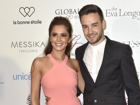 Liam Payne shares rare photo of his £5million mansion all done up for Christmas as Cheryl thanks fans