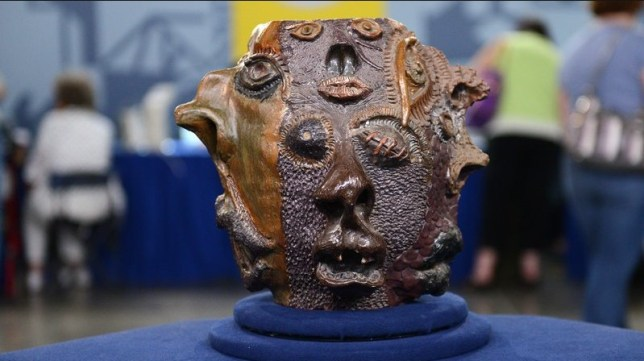 Grotesque Face Jug Antiques roadshow accidentally values high school art project for $50,000 Credit: PBS