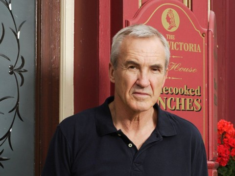 Ex-EastEnders villain Larry Lamb lined up to join I'm A Celebrity… Get Me Out Of Here