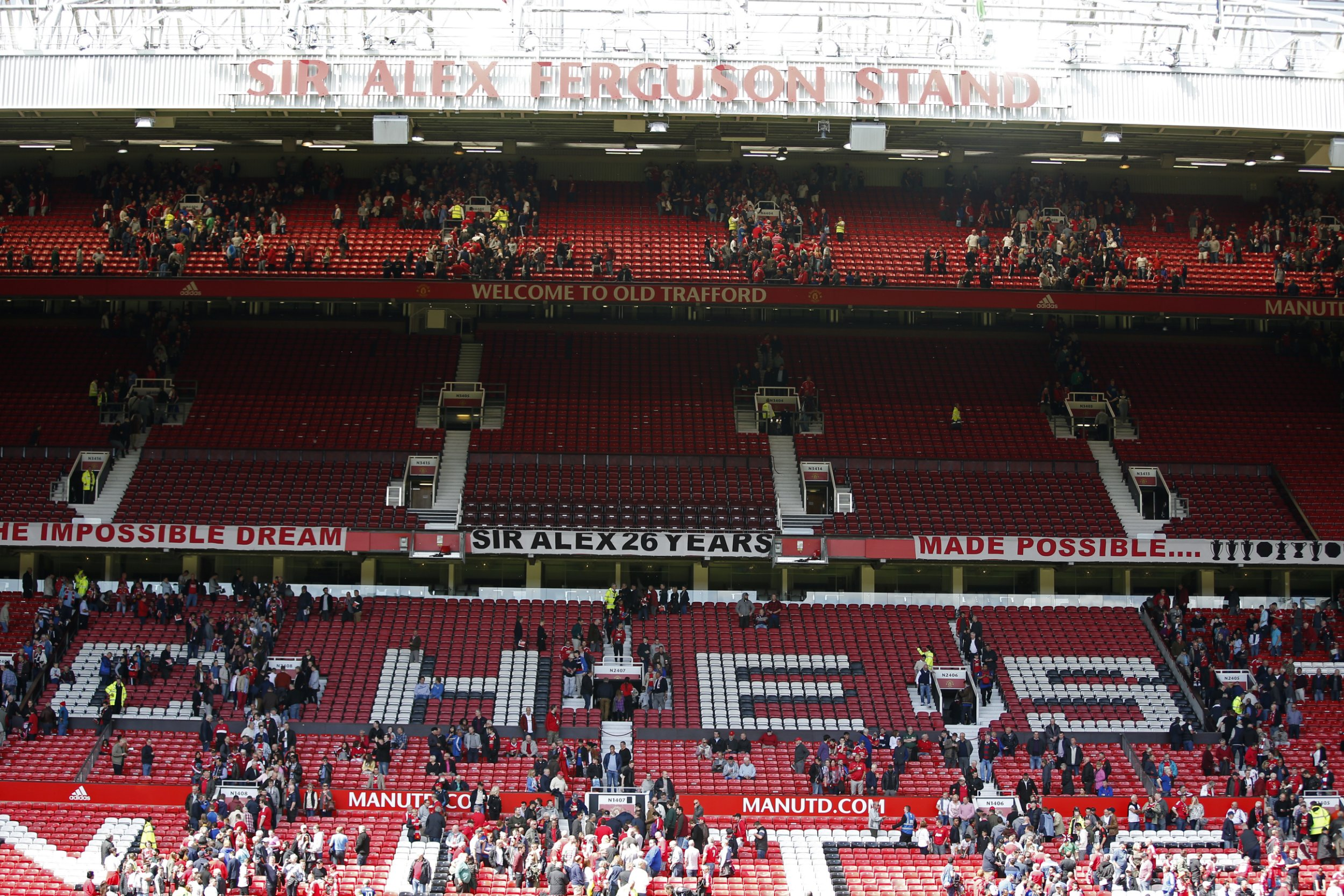 Old Trafford security scare was a hoax, confirms Greater Manchester Police