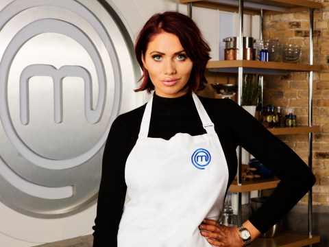 Amy Childs, Sid Owen and Gleb Savchenko heading for the Celebrity MasterChef 2016 kitchen