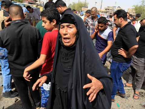 Dozens dead after four car bomb blasts in Baghdad