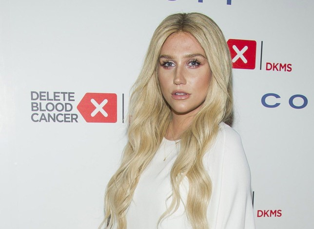 FILE- In this April 16, 2015 file photo, Kesha attends the 2015 Delete Blood Cancer Gala in New York. Kesha, who was readying a live performance at Sundayís Billboard Music Awards, is no longer performing at the show. (Photo by Charles Sykes/Invision/AP, File)