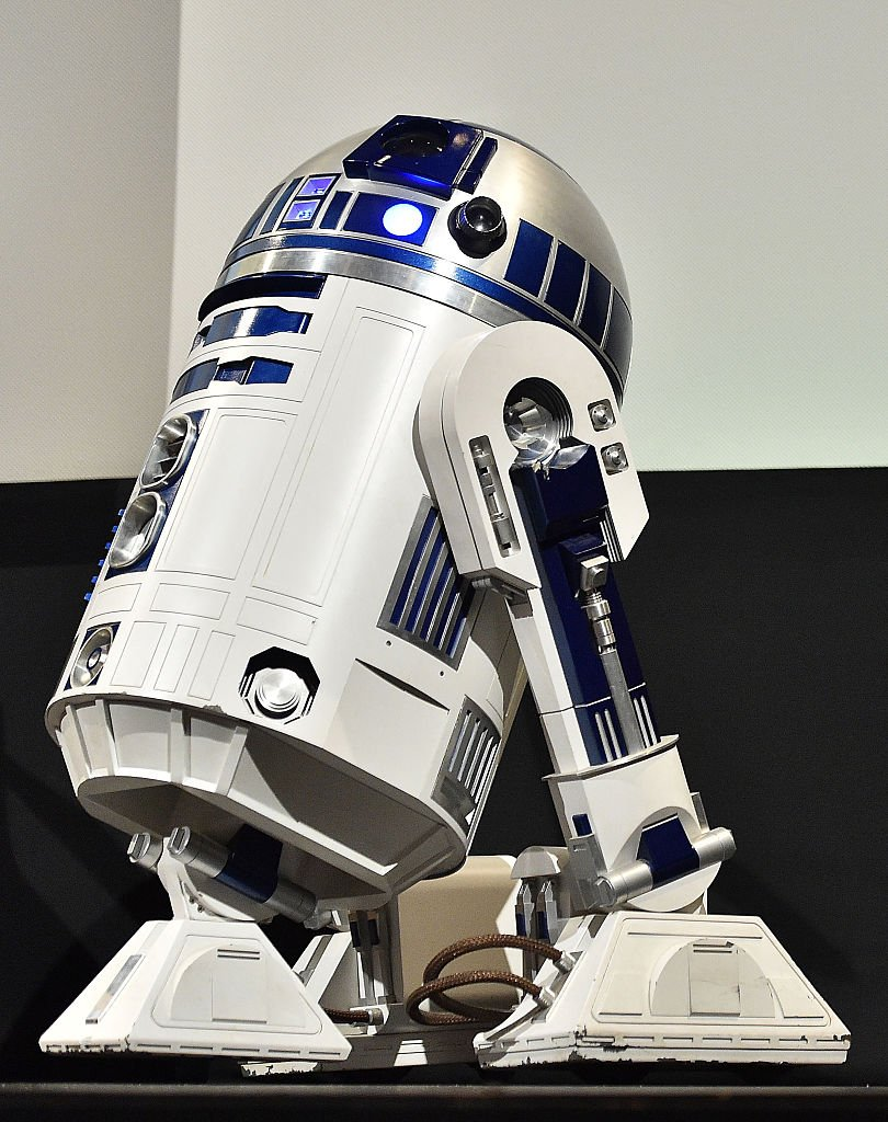 """AUSTIN, TX - MARCH 14: R2-D2 attends the screening of """"Secrets of The Force Awakens: A Cinematic Journey"""" during the 2016 SXSW Music, Film + Interactive Festival at Paramount Theatre on March 14, 2016 in Austin, Texas. (Photo by Mike Windle/Getty Images for SXSW)"""