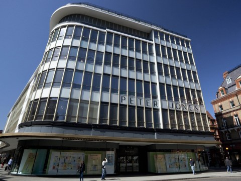 Woman collapses and dies in iconic London department store