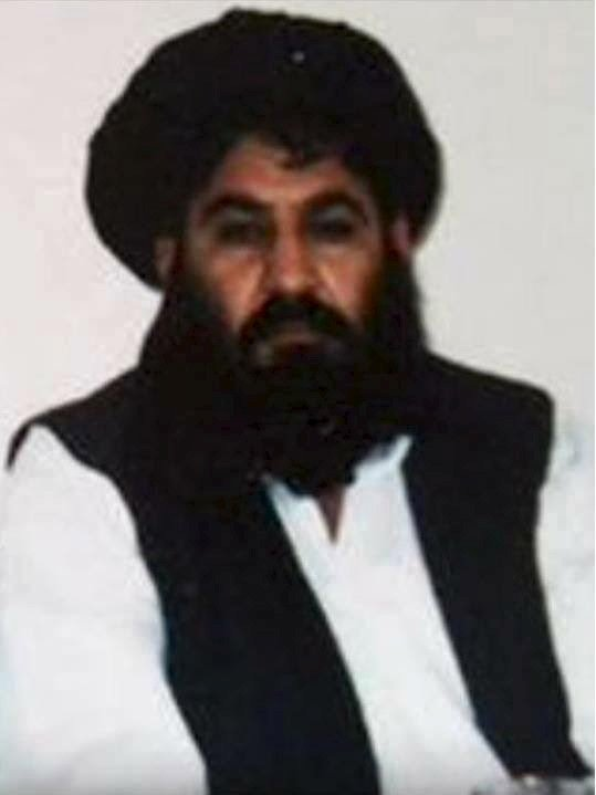 Mullah Akhtar Mohammad Mansour, Taliban militants' new leader, is seen in this undated handout photograph by the Taliban. The U.S. military carried out an air strike on Saturday targeting Afghan Taliban leader Mullah Akhtar Mansour in a remote area of the Afghanistan-Pakistan border region, the Pentagon said. Taliban Handout/Handout via Reuters FOR EDITORIAL USE ONLY. NOT FOR SALE FOR MARKETING OR ADVERTISING CAMPAIGNS. THIS IMAGE HAS BEEN SUPPLIED BY A THIRD PARTY. IT IS DISTRIBUTED, EXACTLY AS RECEIVED BY REUTERS, AS A SERVICE TO CLIENTS