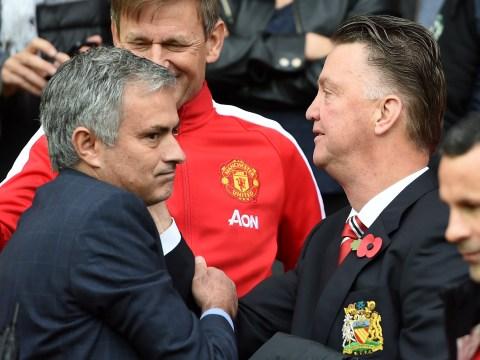 Louis van Gaal slams Jose Mourinho's treatment of Bastian Schweinsteiger and reveals two failed Manchester United transfers