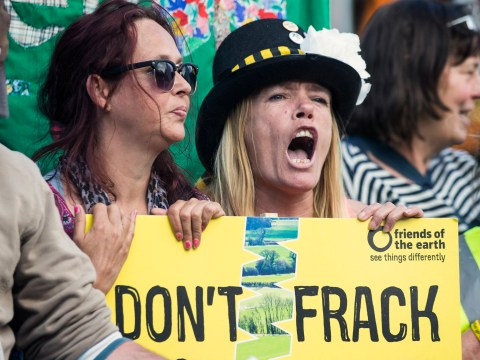 Fracking has been approved in Yorkshire