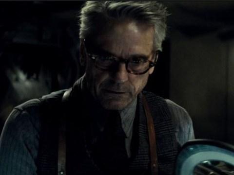 Jeremy Irons has slammed Batman v Superman, despite starring in it