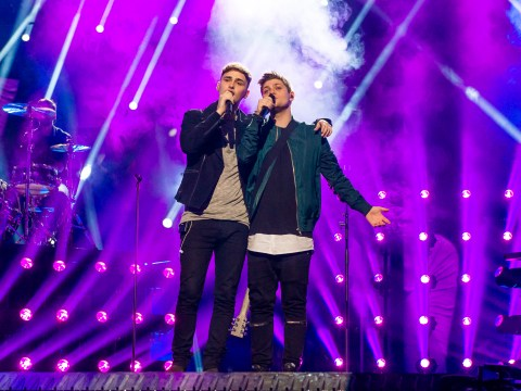 Eurovision 2016: Could the UK be on course to do WELL? Joe and Jake's odds drop after first rehearsal