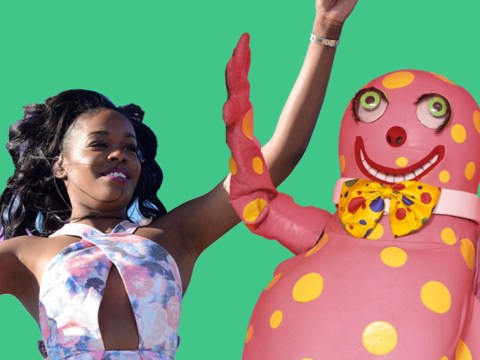 Turns out Mr Blobby has had more UK chart success than Azealia Banks