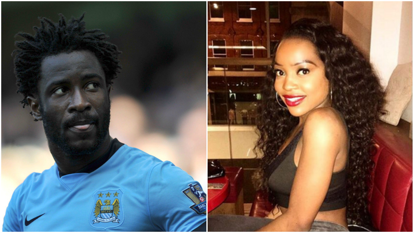 'You're ruining my sister's life' – Manchester City striker Wilfried Bony accused of dumping pregnant girlfriend on her birthday