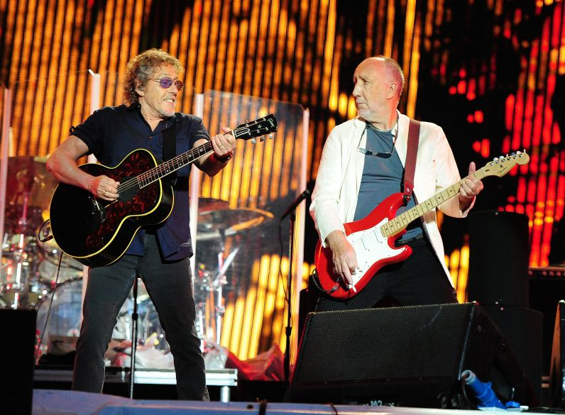 The Who have added some UK dates to their tour – and here's where you can see them