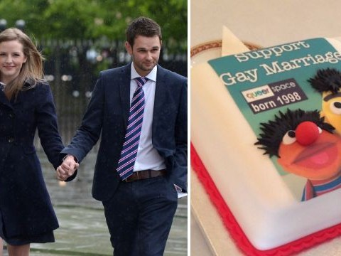 Couple who refused to bake gay marriage cake back in court for appeal