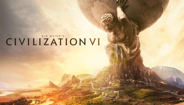 Sid Meier's Civilization 6 key art