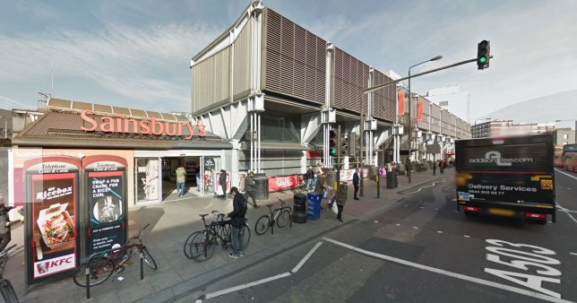 PayArtists: Sainsbury's wanted someone to paint its canteen