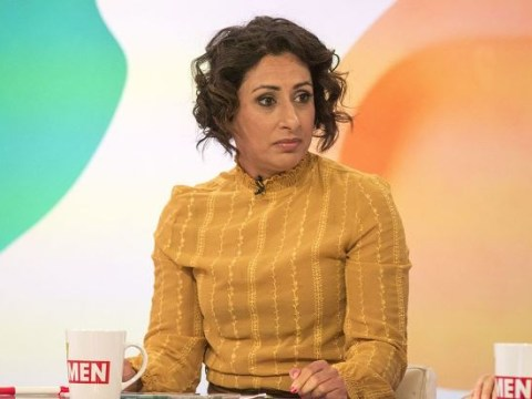 Loose Women's Saira Khan has given her husband permission to have sex with another woman