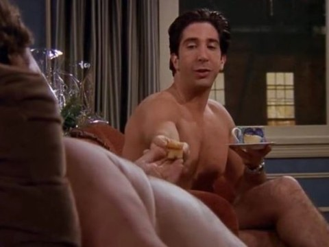 The identity of Ugly Naked Guy from Friends has finally been revealed