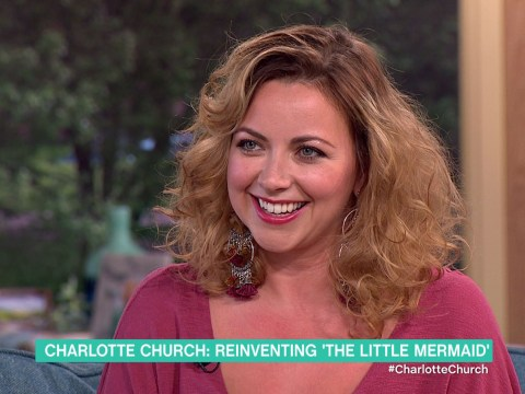 Charlotte Church is ready to take on David Cameron… as an MP