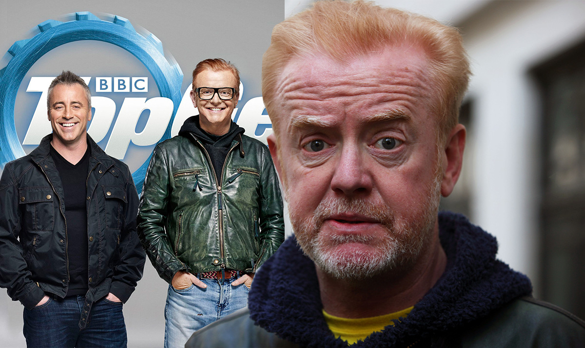 Chris Evans rants at top Gear audience after they refuse to laugh at his jokes