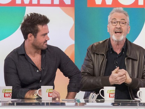 Spencer Matthews and Larry Lamb are joining Loose Women as panelists