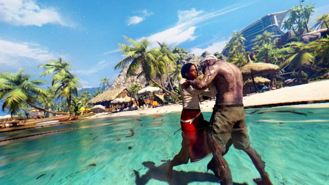 Dead Island: Definitive Edition (PS4) - no holiday