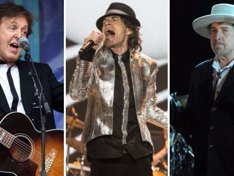 Rolling Stones, Bob Dylan and Paul McCartney to play mega festival this autumn