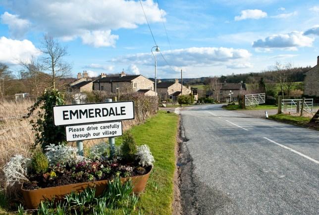emmerdale village