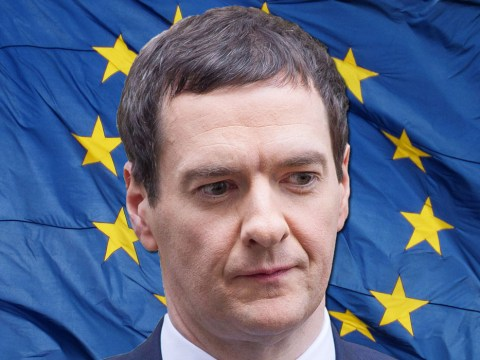 Leaving the EU would spark a recession, warns George Osborne