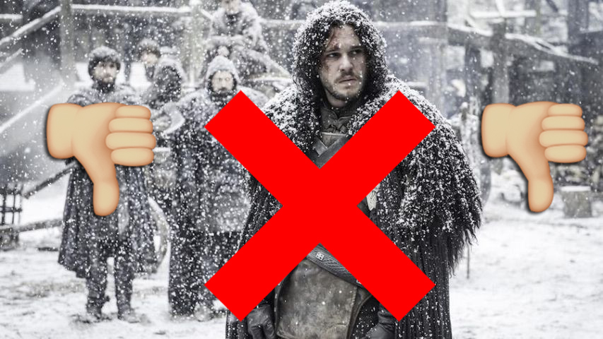 9 things only people who HATE Game Of Thrones will understand Credit: HBO
